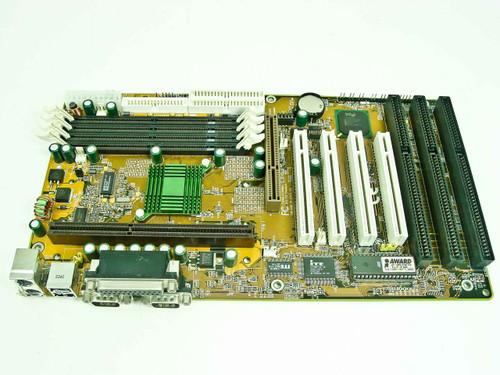 Shuttle 661v20  Slot 1 System Board