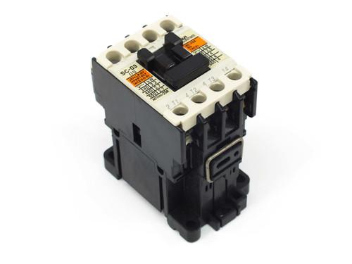 Fuji Electric SC11AA Non-Reversing AC Contactor Motor Starter