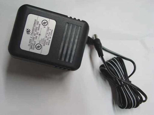 BNC 48-18-500D  AC Adapter 18VDC 500Ma