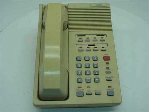 NEC 8-Button Phone (ETT-8-1)