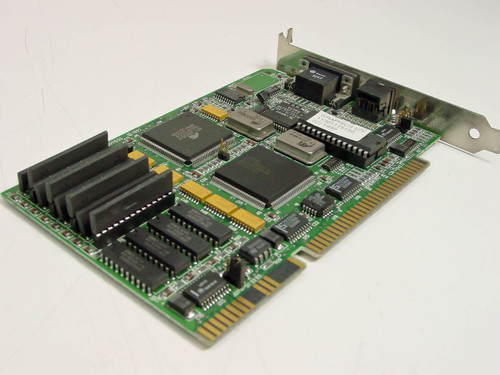 ATI 1090011550  16-BIT ISA Video Card 1021111550