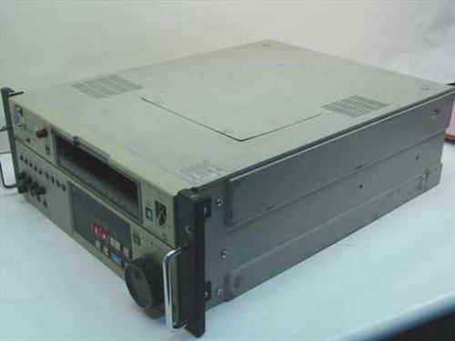 JVC BR-S662U  Professional S Video Cassette Recorder