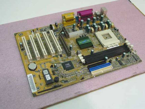 Shuttle AK12  Socket 462 System Board