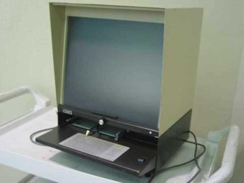 NCR 456  Microfiche Reader