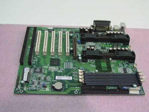 Supermicro P6DBE  Slot 1 Dual PIII Processor System Board