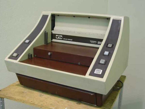 Velo-Bind Mark IV 201  Electric Binding Machine - As Is for Parts