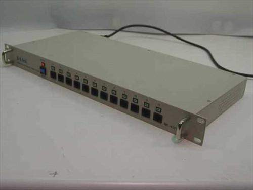 D-Link DE-812TP  Ethernet Twisted-Pair Hub