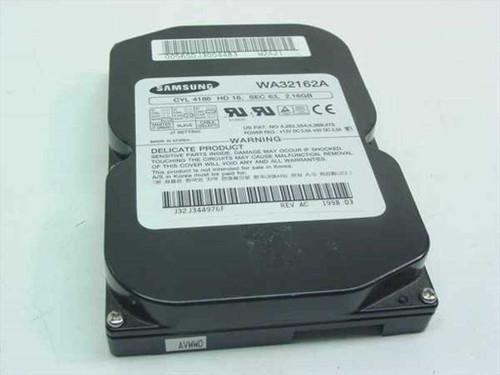 """Samsung WA32162A  2.1GB 3.5"""" IDE Hard Drive"""