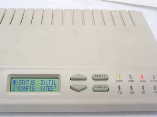 Adtran 1200295L1  TSU ACE External Modem DSU/CSU