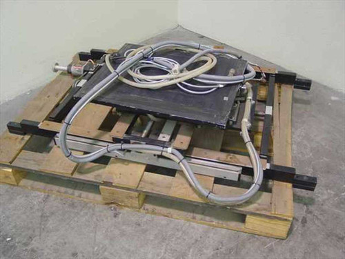 """Large positioning table X-Y-Theta  Linear Stage 51 x 34"""" in Size"""
