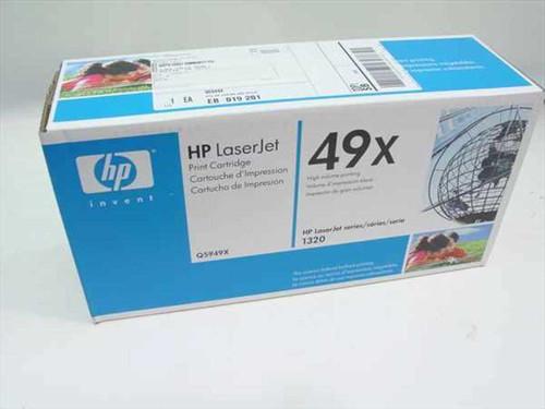 HP Q5949X  LaserJet 49X Toner Cartridge