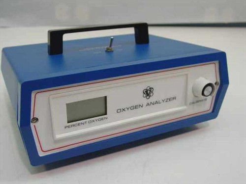 Ventronics 5575  Polarographic Oxygen Analyzer without Model 5580 S