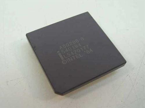 Intel A80286-8  Intel 80286 Vintage 286 8 Mhz Processor