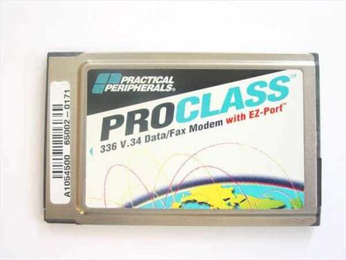 Practical Per 336 V.34 Data/ Fax Modem with EZ-Port (5353US)