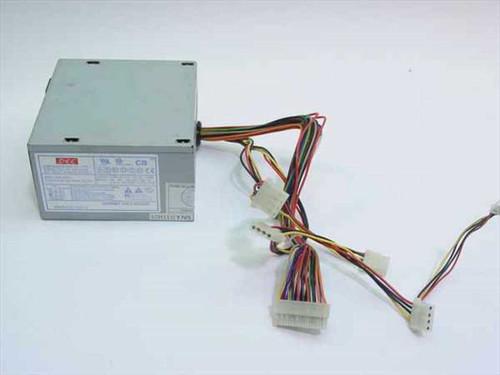 Deep Electronics DP-ATX725B  255W ATX Power Supply