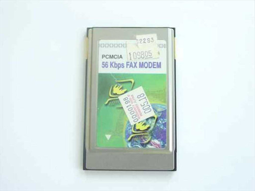D8 FM566C-KF 56K data/fax modem