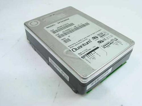 """Quantum XP34300W  4.3GB 3.5"""" HH SCSI Hard Drive 68 Pin"""