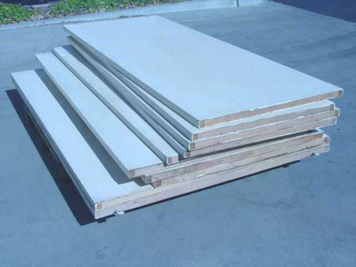 """Wood 30 x 78  Lot of 10 Slider Doors 30"""" Wide by 78"""" High"""