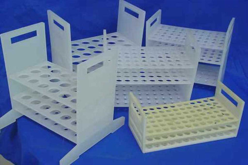 Various Plastic  Test tube holder racks