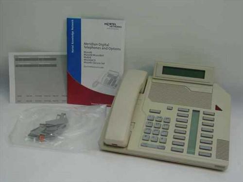Northern Telecom M2616  Meridian Beige Digital Telephone w/Display