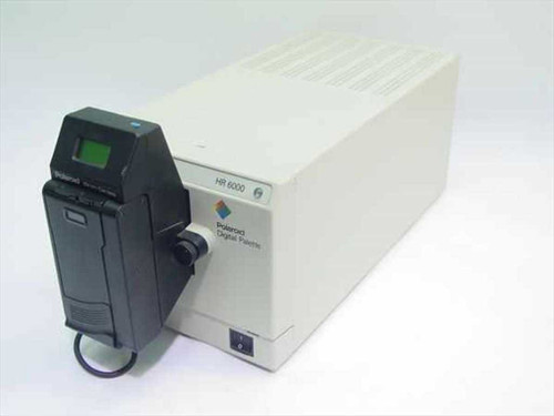 Polaroid HR 6000  Digital Palette Color Film Recorder w/camera attac