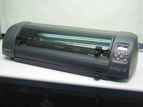 CalComp 5424R  Techjet 720 Plotter