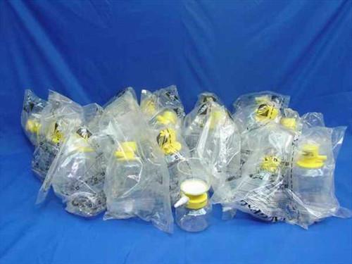 Nalgene Plastic  1-Lot 500ml Bottle Top Filters - 16 Each