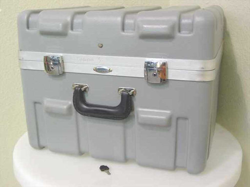 "Jensen Tools JTK-99  Plastic Padded Road Case 18"" x 14"" x 14"""