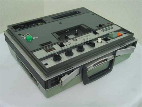Wollensak 2551AV  3M Cassette System in case