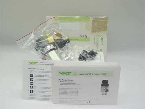 VAT Series 26.3  HV Angle Valve ISO-KF 26328-KA41-0001