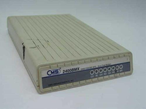 CMS Enhancements Inc. 2400BMX  2400/1200/300 BPS Modem