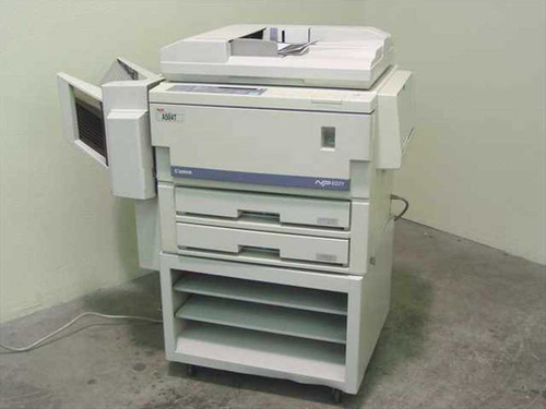 Canon NP6221  Analog Copier - Powers up but Scanner Jams