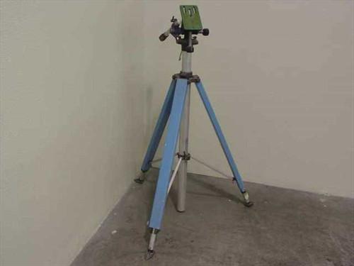 Davis & Sanford Blue Metal  3 Leg Tripod Heavy Duty