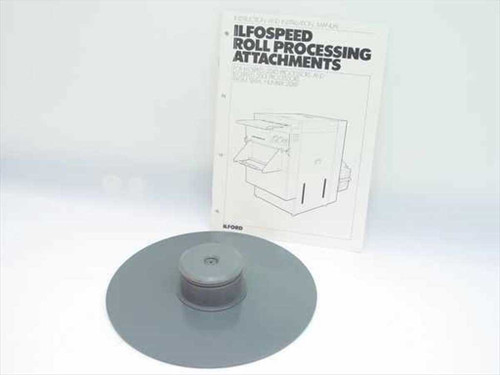 "Ilford 6073-1-016  10"" Reel flange for Ilfospeed Processor"