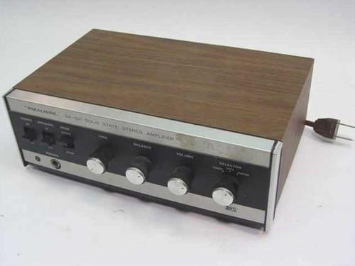 Realistic SA-101  Vintage Realistic SA-101 Stereo Amplifier