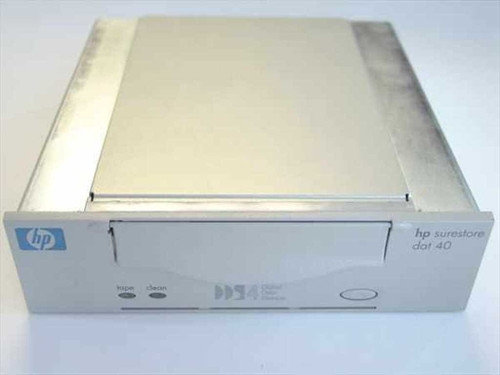 HP 20/40 GB SureStore dat4 SCSI Internal Tape Drive (C5686-69203)