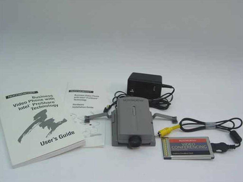 Noteworthy NWCamera  Laptop PCMCIA Card Color Video Camera w/Manual