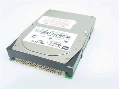 "Toshiba MK2224FC  240MB IDE 2.5"" Laptop Hard Drive"