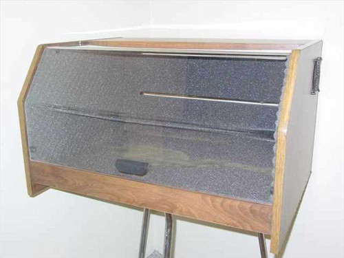 Generic Brown  Sound Enclosure for Dot Matrix Printer