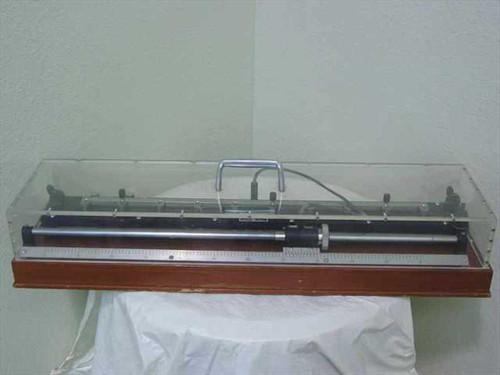 Leeds & Northrup 4300  Adjustable Resistance Standard Power Meter
