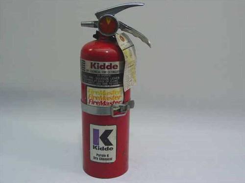 Kidde 5 DCPK  Dry Chemical Fire Extinguisher