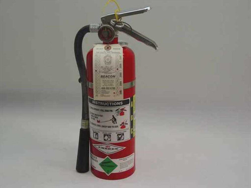 Amerex A500  Dry Chemical Fire Extinguisher