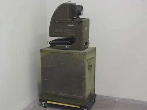 Beseler Co AP-5 (1)  Opaque Still Picture Projector
