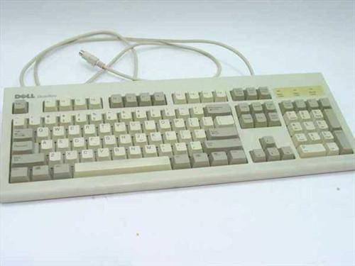 Dell 87998  PS/2 Keyboard 104 Key Quiet Key - GYUR43SK