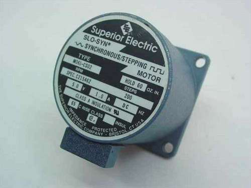 Superior Electric M061-CS02  SLO-SYN Synchronous / Stepping Motor