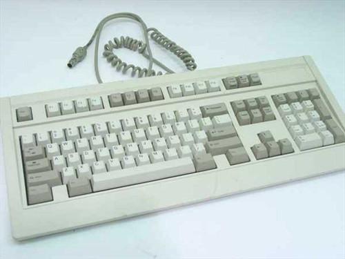 Fujitsu N860-4720-T201  FKB4700 Series FKB4720-201 Keyboard PS/2