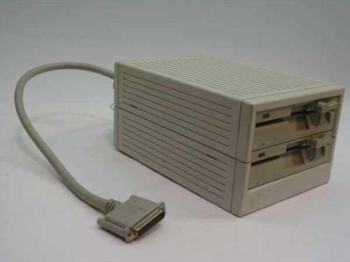 """DaynaFile DF Series  360 KB/1.2M 5 1/4"""" SCSI External Floppy Drive"""