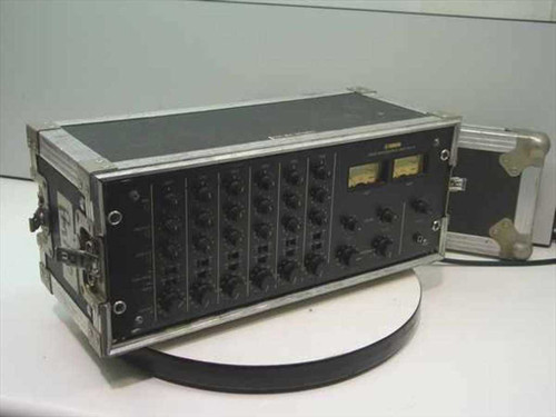 Yamaha PM-180  Sound Reinforcement Mixer in Rack Case