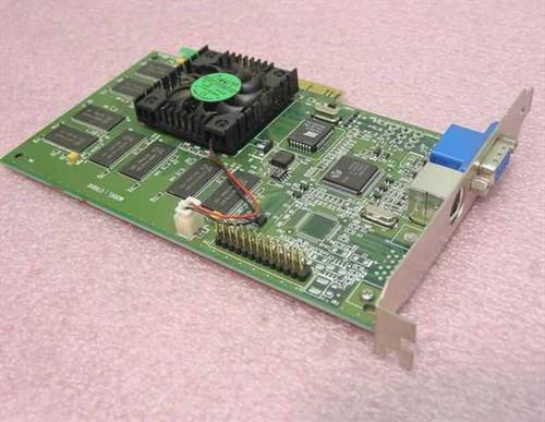 Creative Labs CT6810  AGP Video Card 3D Blaster Riva TNT2 Ultra (32 MB)