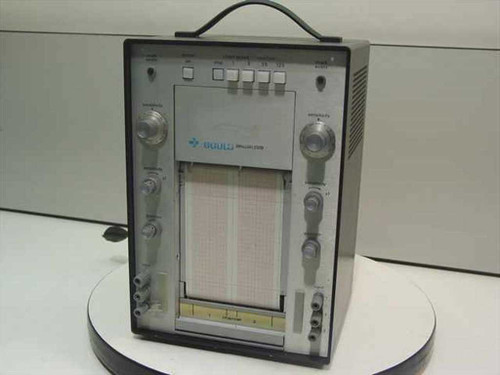 Clevite Corporation 15 6327 50  Gould Brush 220 Strip Chart Recorder